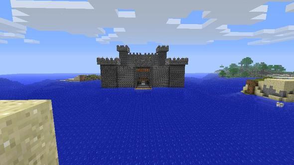 First Ever built Castle