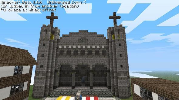 Job town Church