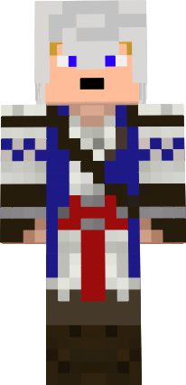 Lukas A. Adams (Assassin's Creed 3 Uniform)