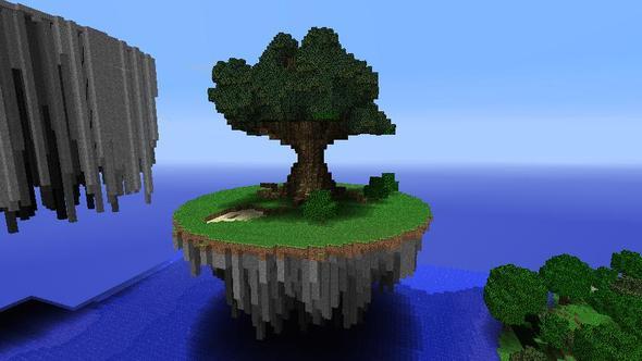 Floating Island - Big Tree