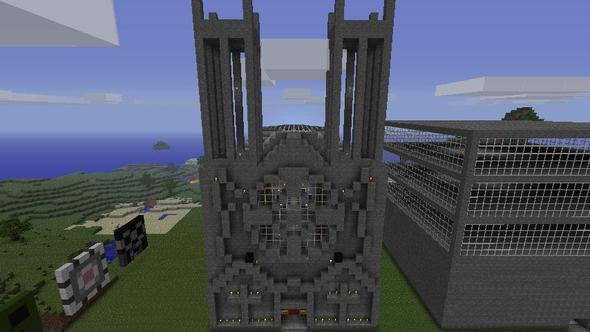 first church of minecraft
