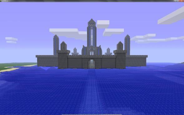 Citadel on the Lake