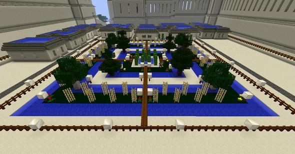 Small Symmetrical Park