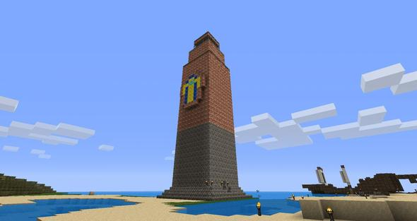 Large lighthouse!