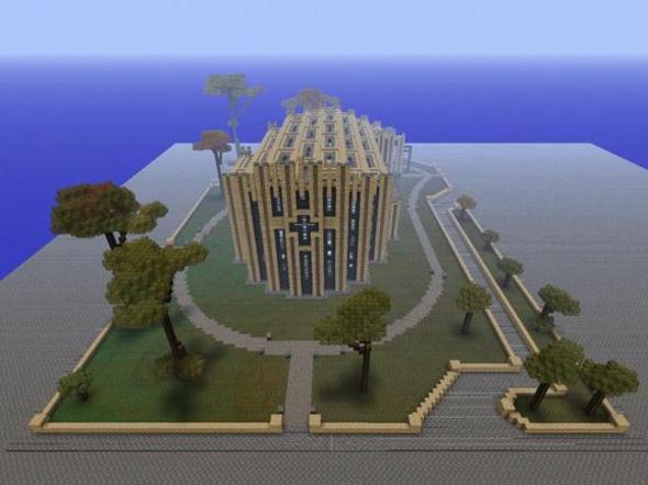 Colossanctum Church